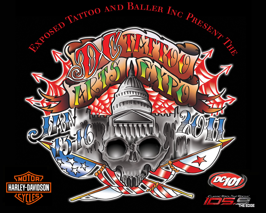 washington dc tattoo convention