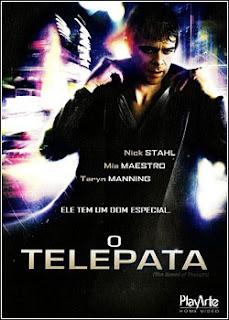 Download - O Telepata DVDRip - AVI - Dual Áudio