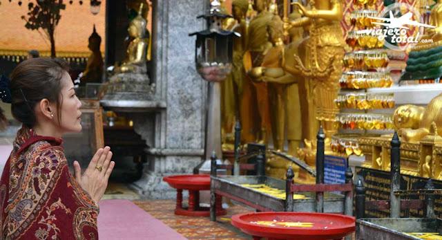 Tailandia ChiangMai Doi suthep