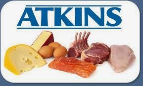 Alimentos de la dieta atkins