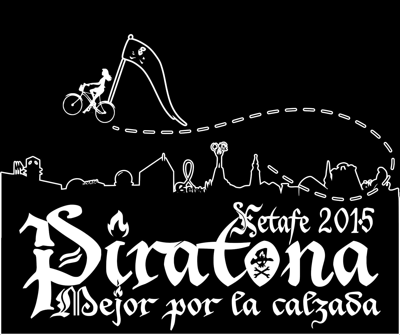 Piratona Xetafe 2015