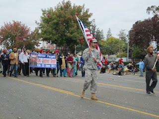 Elk Grove Veterans Day Parade Street Closure Advisory