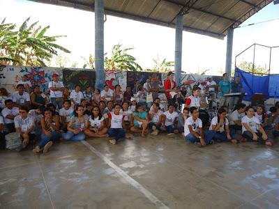 9º Acampamento da IAM e JM da Arquidiocese de Fortaleza/CE