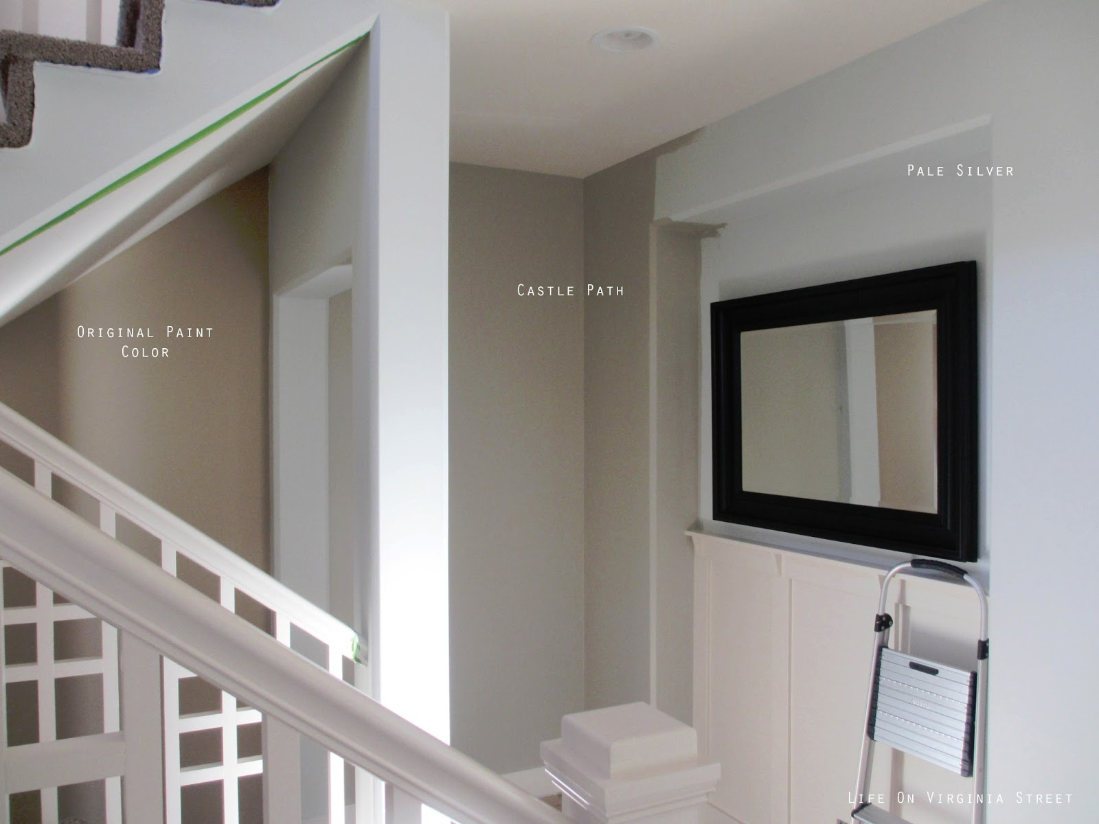 Behr Castle Path Benjamin Moore Revere Pewter Sherwin Williams ... Images - Frompo