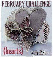 "February Challenge -  ""Heart(s)"""