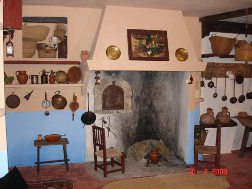 Casas de haro la cocina manchega - Cocinas en albacete ...
