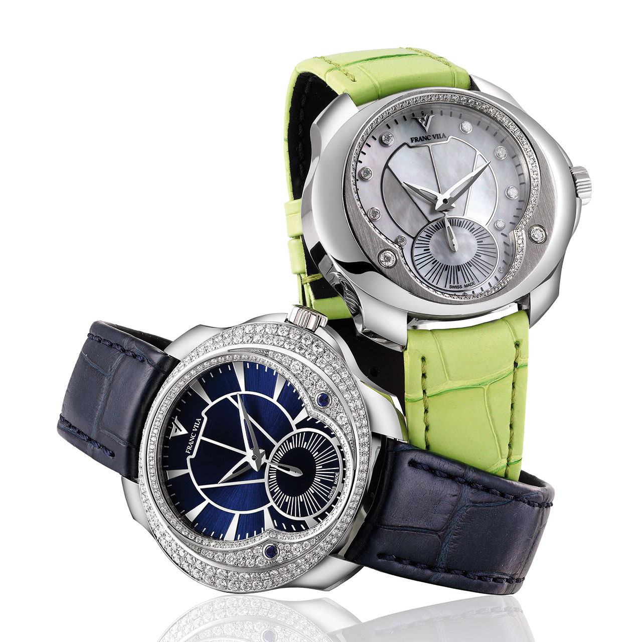 Franc Vila Tribute Watch
