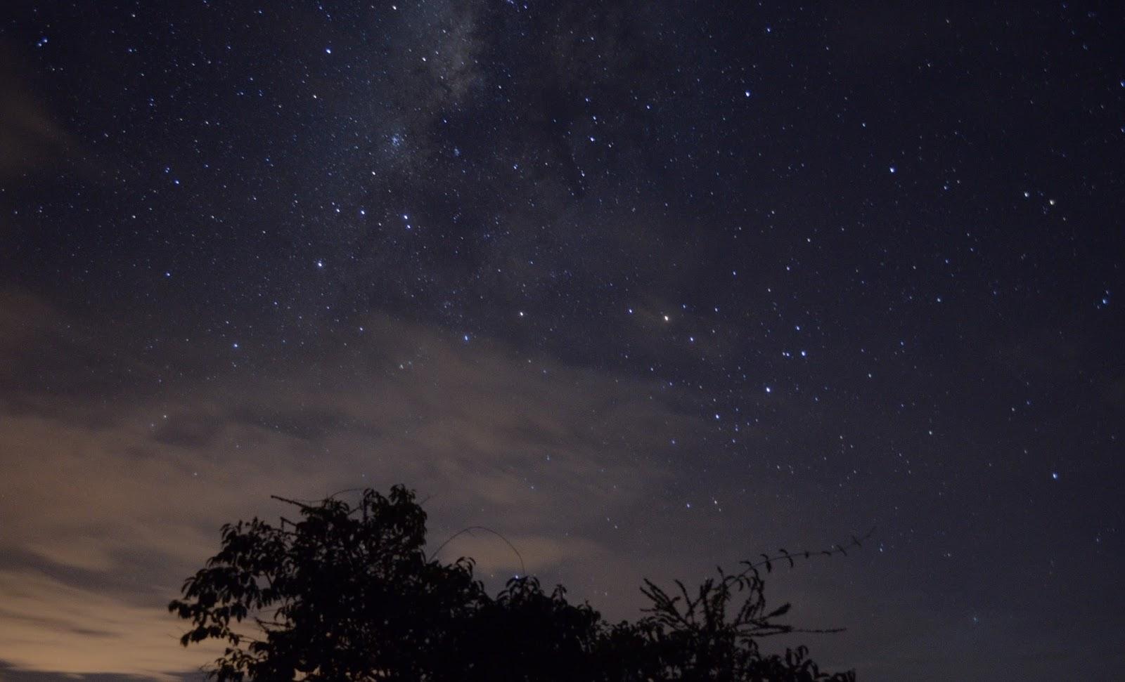 Astrofotos Colombia: Desierto de la Tatacoa - Escorpión Timelapse