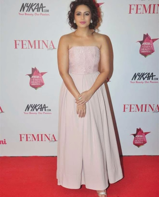Huma Qureshi Image at Femina Beauty Awards 2015