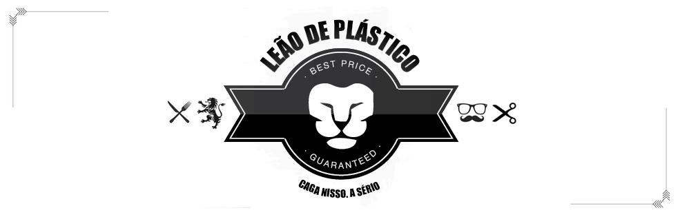 Leão de Plástico