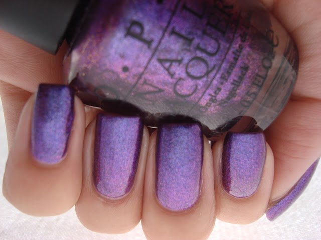 OPI - Grape...Set...Match!