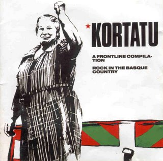 Kortatu A Frontline Compilation Rock In The Basque Country