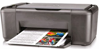 HP Deskjet F2410 Printer Download Free Driver