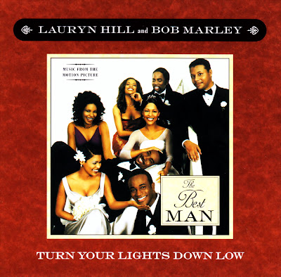 Lauryn Hill and Bob Marely - Turn Your Lights Down Low (The Best Man)-Promo-CDS-1999