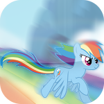 Rainbow Pony Dash