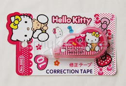 Correction Tape Hello Kitty