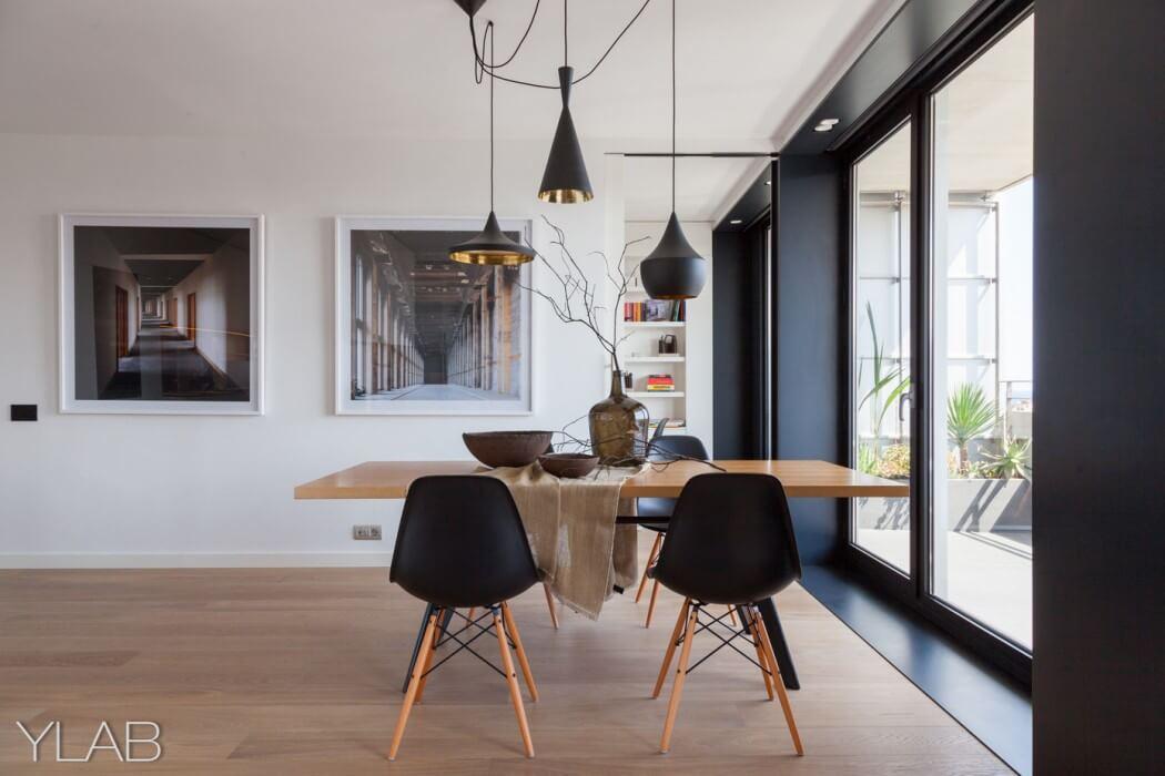 Fotos de comedores modernos para inspirarte for Apartamentos modernos minimalistas