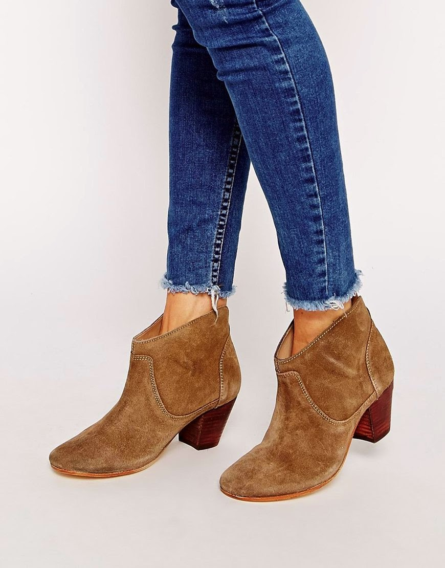 hudson tan suede boots,
