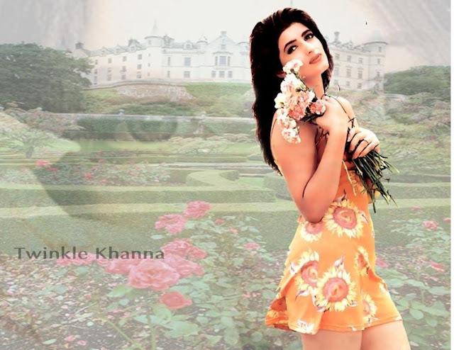 Twinkle Khanna HD Wallpaper