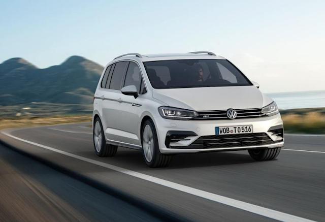 2016 Volkswagen Touran Price Review Release Date