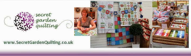 Secret Garden Quilting Blog
