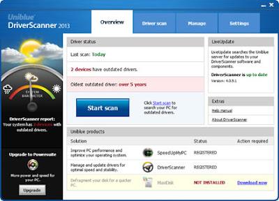 UNIBLUE DRIVER SCANNER 2013.4.0.9.10 FULL KEY