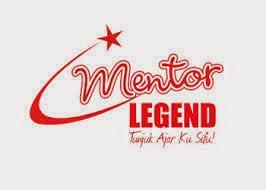 Azmil Juara Mentor Legend 2015