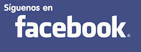Puedes seguirnos en facebook