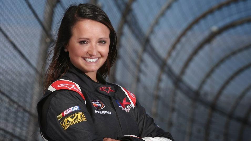 NASCAR diversity driver Kenzie Ruston is entering her third season.