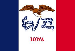 Iowa Bayrağı