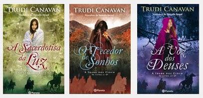 "Trilogia ""A Idade dos Cinco"" de Trudi Canavan"