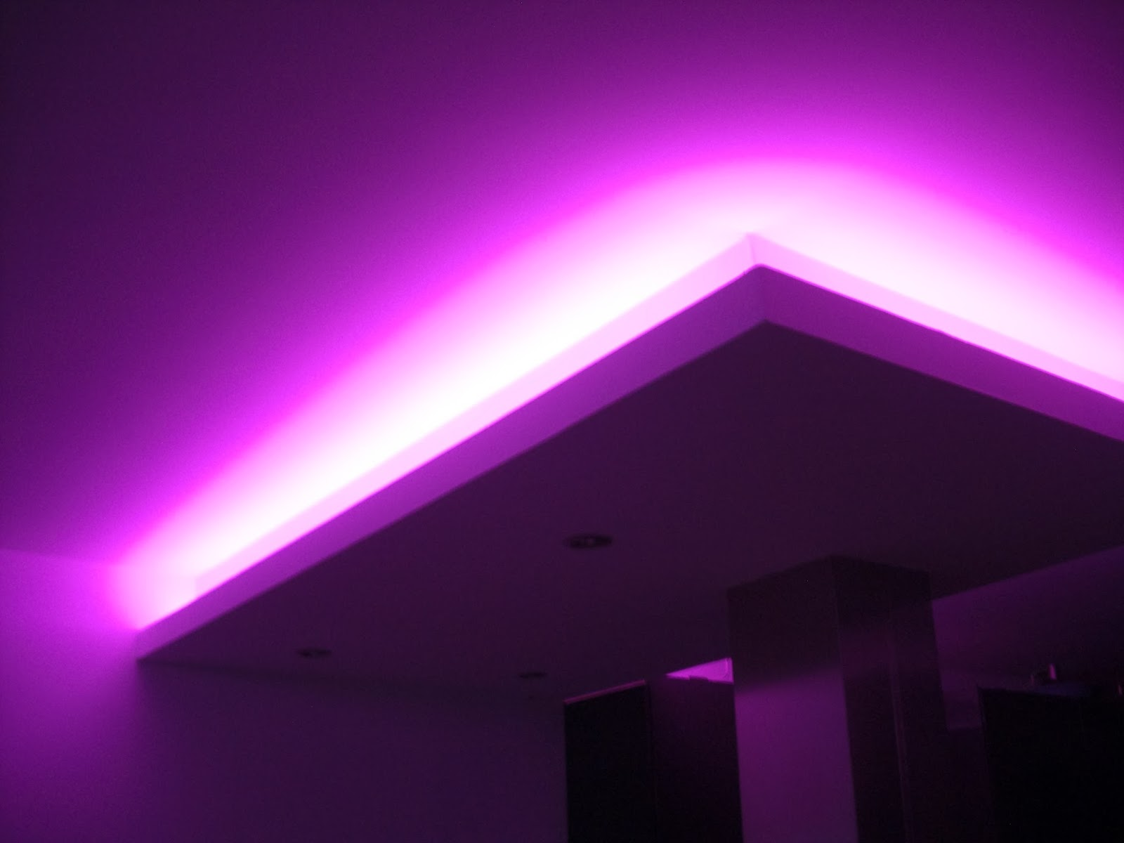 eclairage led faux plafond moderne 2014 d coration platre maroc faux plafond dalle arc platre. Black Bedroom Furniture Sets. Home Design Ideas