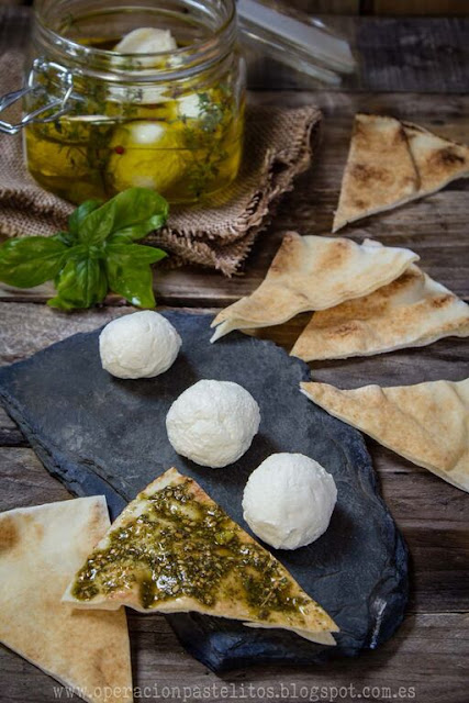queso-arabe-casero-aromatizado