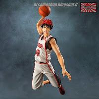 http://arcadiashop.blogspot.it/2014/02/kuroko-basketball-taiga-kagami-statue.html