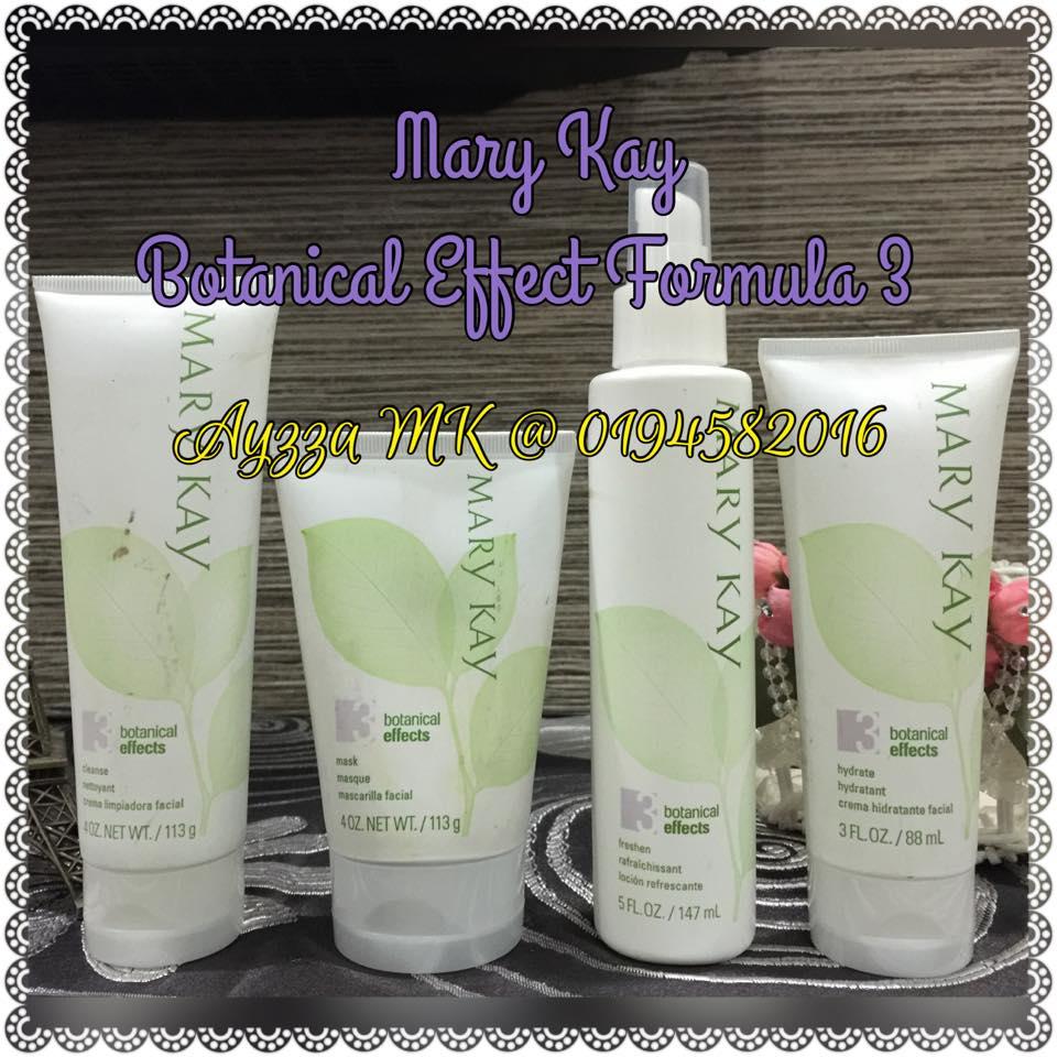 Botanical Effec Formula 3