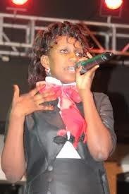 Umuhanzikazi wa hip hop Oda Paccy