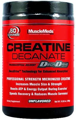 Creatina Musclemeds