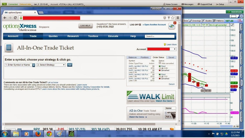 Trade options 4 income