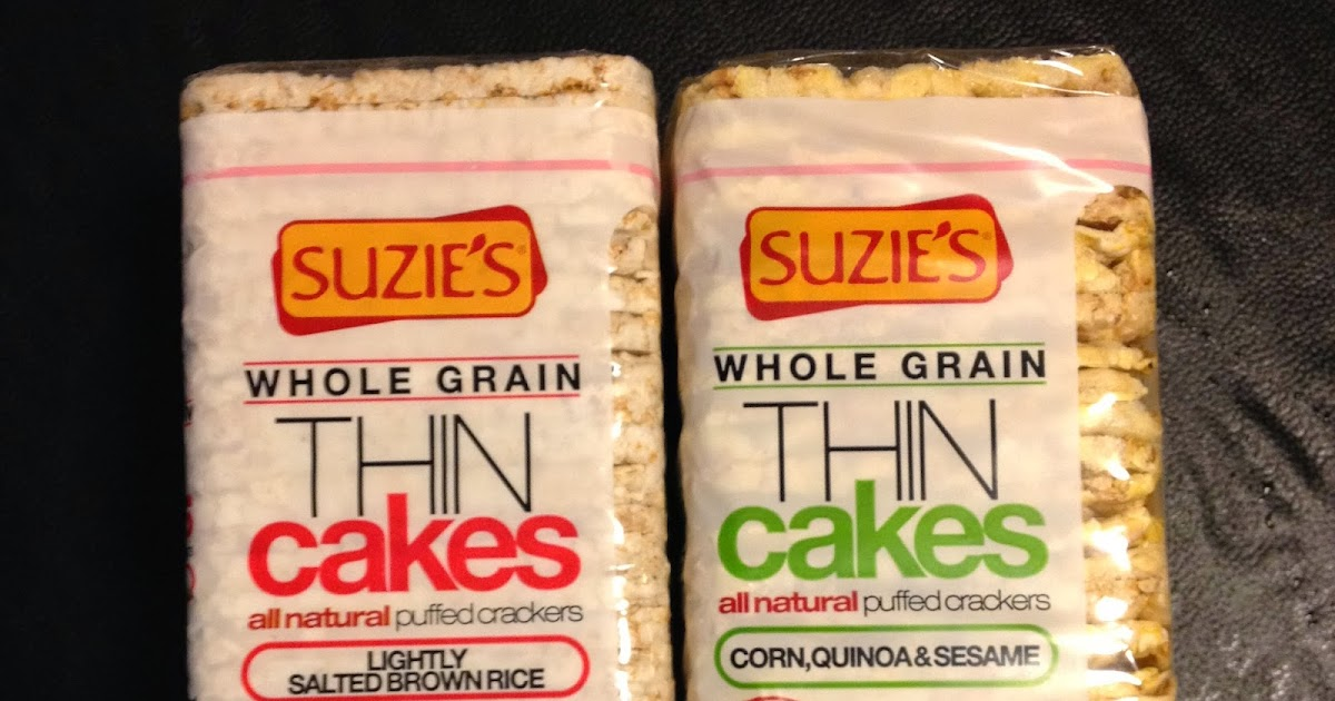 Suzie S Thin Cakes Review