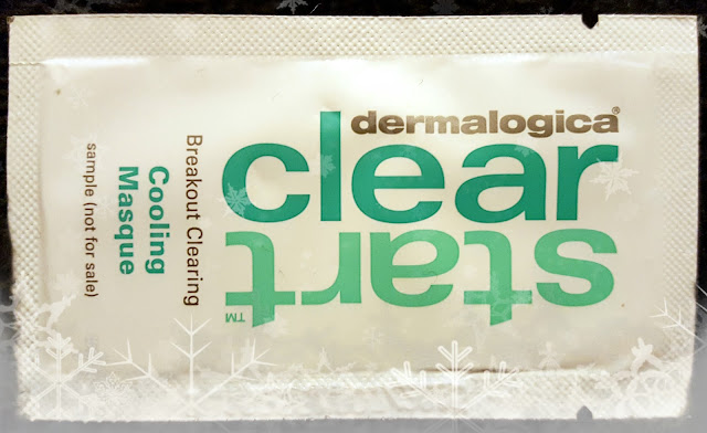 Dermalogica clear start breakout clearing cooling masque