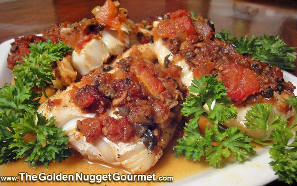 how to cook gourmet haddock