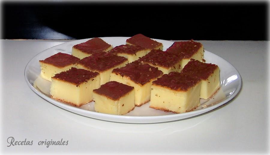 Tarta de yogurt griego y queso for Facilisimo cocina postres