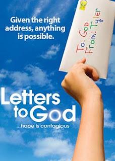 """Filme """"Cartas para Deus"""""""