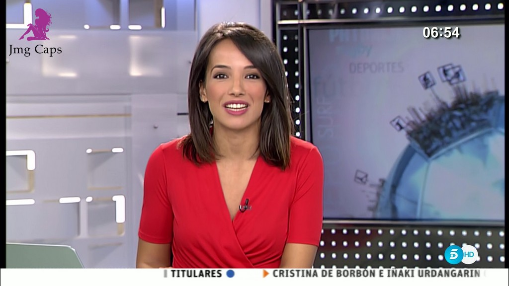 REBECA HARO, INFORMATIVOS TELECINCO (07.10.15)