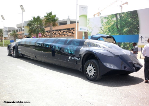Superbus: How To Get To Abu Dhabi From Dubai The Fastest Way