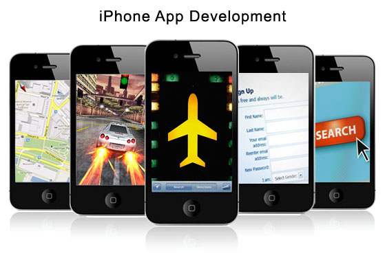 iPhone Application Development Service provider