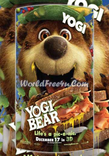 Yogi Bear full movie