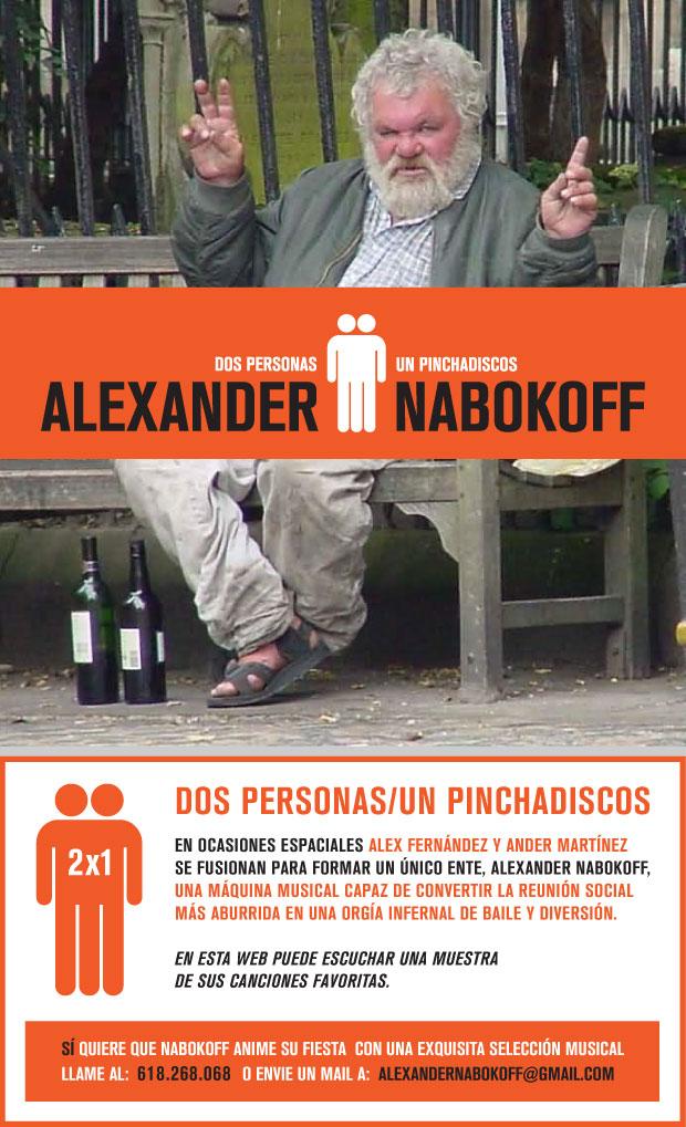 ALEXANDER NABOKOFF