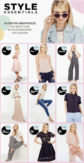 10 Dorothy Perkins Style Essentials