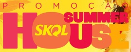 Participar da promoção Skol Summer House